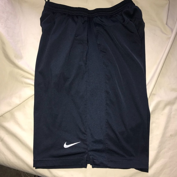 a9da1a45b Men's Nike navy blue dri-fit shorts with pockets. M_5a905f6546aa7ca711b645d7